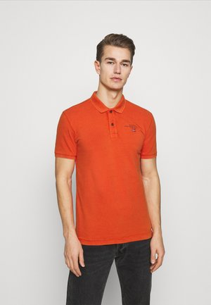ELBAS  - Poloshirt - orange clay