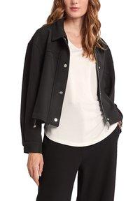 comma - Light jacket - black - 1