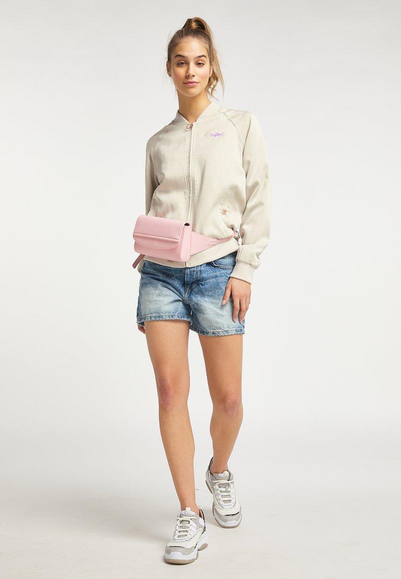 myMo - Bum bag - light pink