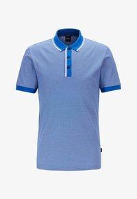 BOSS - PHILLIPSON - Polo shirt - blue - 3