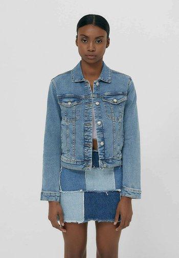 Denim jacket - blue