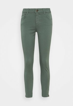 SHADI PATRIZIA  - Trousers - dark army