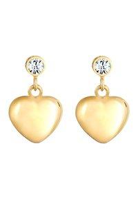 Elli - HERZ - Boucles d'oreilles - gold - 4