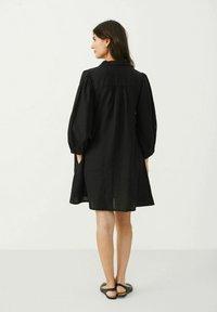 Part Two - ELAINAPW DR - Shirt dress - black - 2