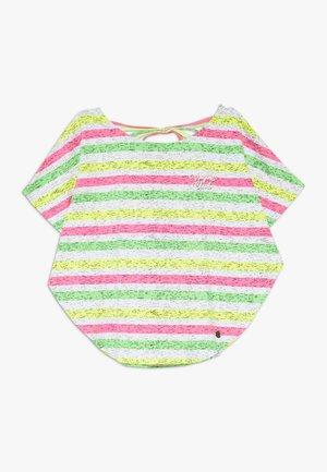 ILENE - Camiseta estampada - neon pink