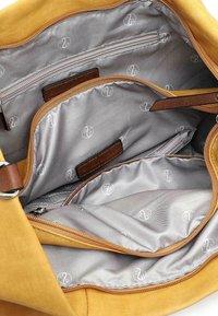 Emily & Noah - ELKE - Shopping bag - yellow - 5