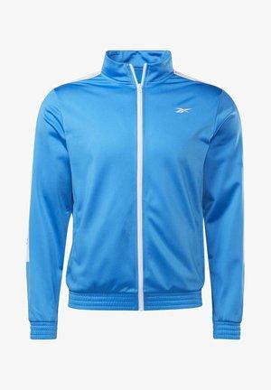 TRAINING ESSENTIALS TRACK TOP - Training jacket - blue