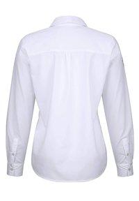 Alba Moda - Button-down blouse - weiß,beige - 8