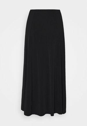 FRIDOLINE SKIRT - A-line skirt - black