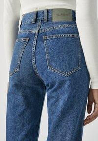 PULL&BEAR - Jeans Straight Leg - blue - 4