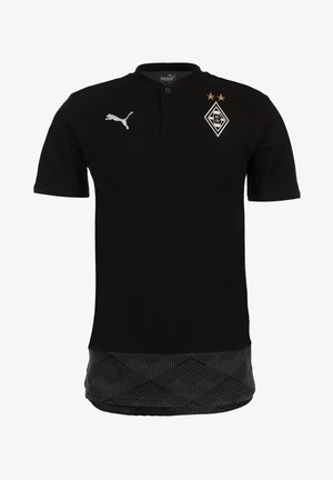 BORUSSIA MÖNCHENGLADBACH - Sports shirt - puma black / puma white