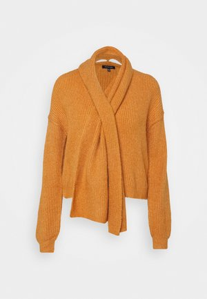 SCARF - Pullover - caramel