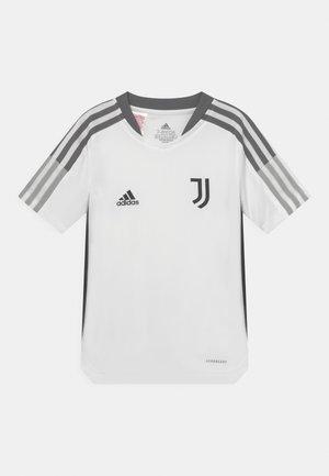 JUVENTUS FOOTBALL CLUB UNISEX - Club wear - core white