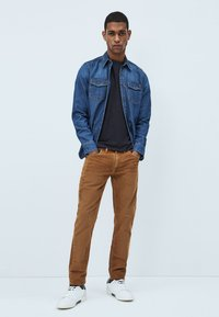 Pepe Jeans - Straight leg jeans - marrón tan - 1