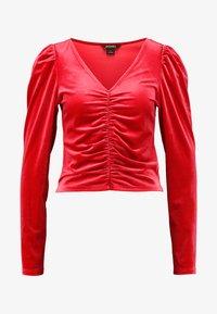 Monki - MAJLI - Long sleeved top - red - 3