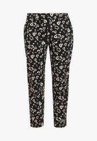 ANIMAL PRINT NAPLES ANKLE GRAZER - Chino kalhoty - multi coloured