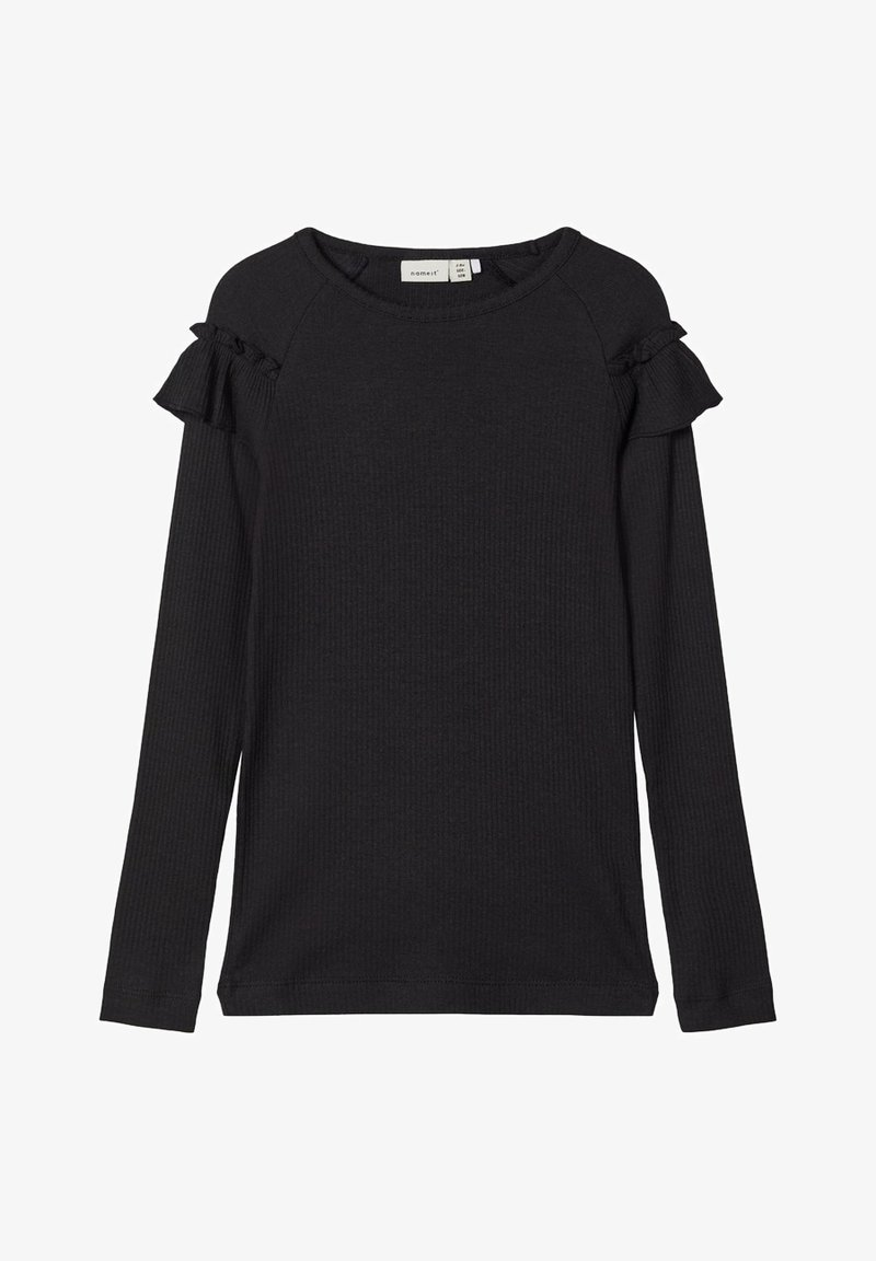 Name it - Long sleeved top - black