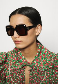 Gucci - Sunglasses - havana/brown - 0