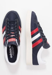 adidas Originals - AMERICANA  - Sneakers - legend ink/footware white/scarlet - 1