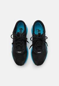 Reebok - HIIT TR - Sports shoes - core black/aqua/true grey - 3