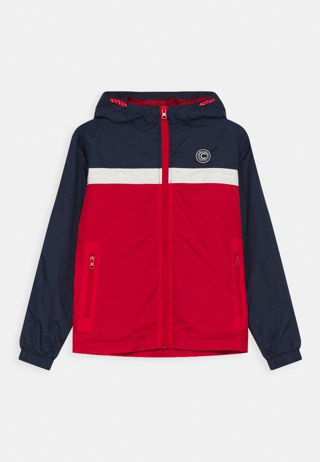 SHUFFLE - Light jacket - red