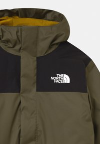 The North Face - FREEDOM TRICLIMATE 2-IN-1 - Snowboard jacket - new taupe green - 3
