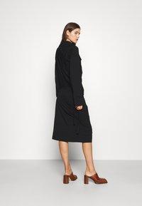 Vivienne Westwood - CLIFF DRESS - Jersey dress - black - 2