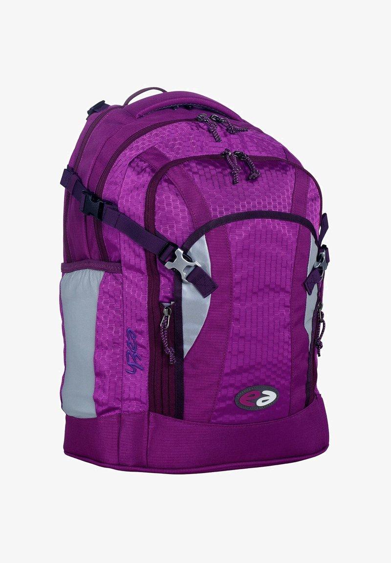 YZEA - School bag - viola