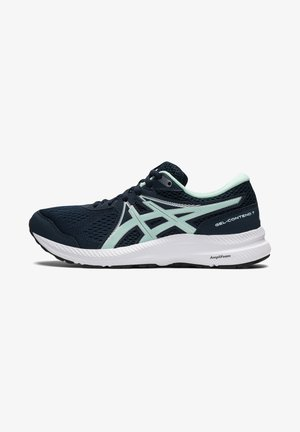 GEL-CONTEND 7 - Neutrální běžecké boty - french blue/fresh ice