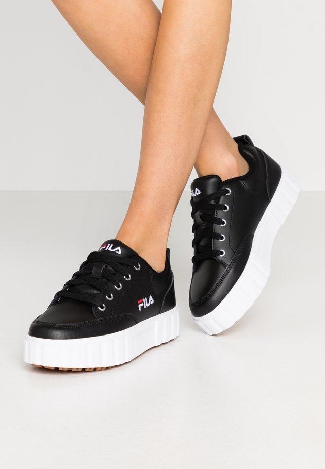 SANDBLAST  - Zapatillas - black