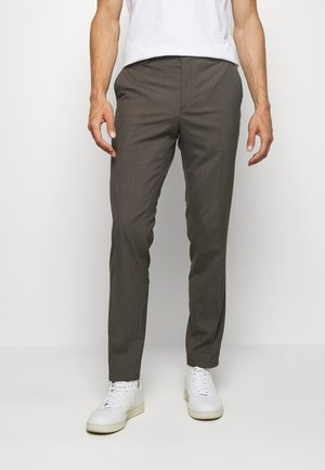TROUSER - Bukser - brown