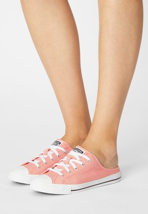 CHUCK TAYLOR ALL STAR DAINTY MULE - Trainers - pink quartz/black/white