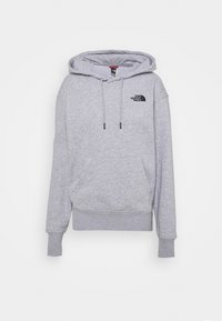 The North Face - ESSENTIAL HOODIE - Hoodie - tnf light grey heather - 4