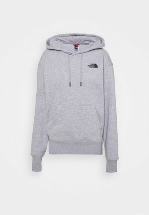 ESSENTIAL HOODIE - Hoodie - tnf light grey heather