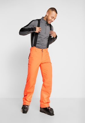 SCOTT - Snow pants - orange