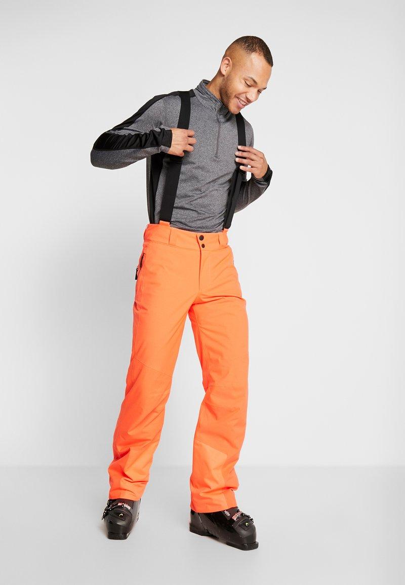 Bogner Fire + Ice - SCOTT - Spodnie narciarskie - orange