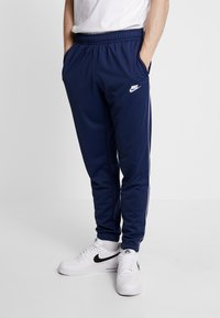 Nike Sportswear - SUIT BASIC - Dres - midnight navy/white - 4