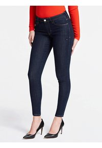 Guess - JEANS SKINNY FIT - Jeans Skinny Fit - dunkelblau - 0