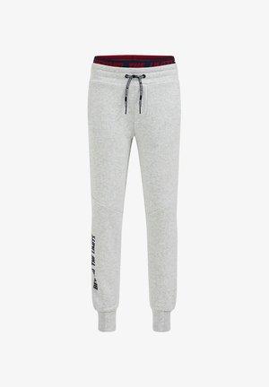 Pantalones deportivos - blended light grey