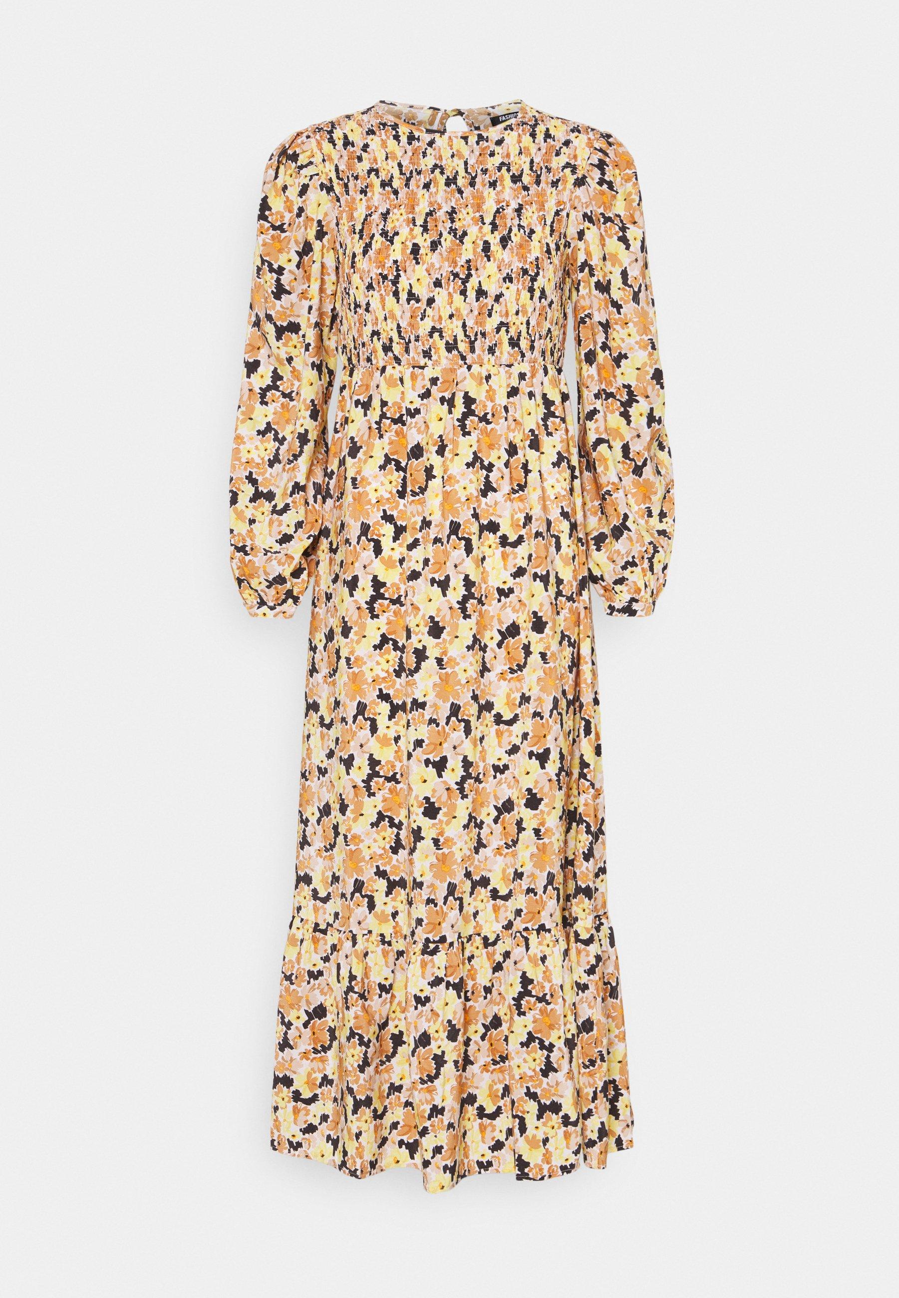 Women FLOWERBED DRESS - Day dress