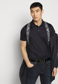 Emporio Armani - Summer jacket - dark blue - 5