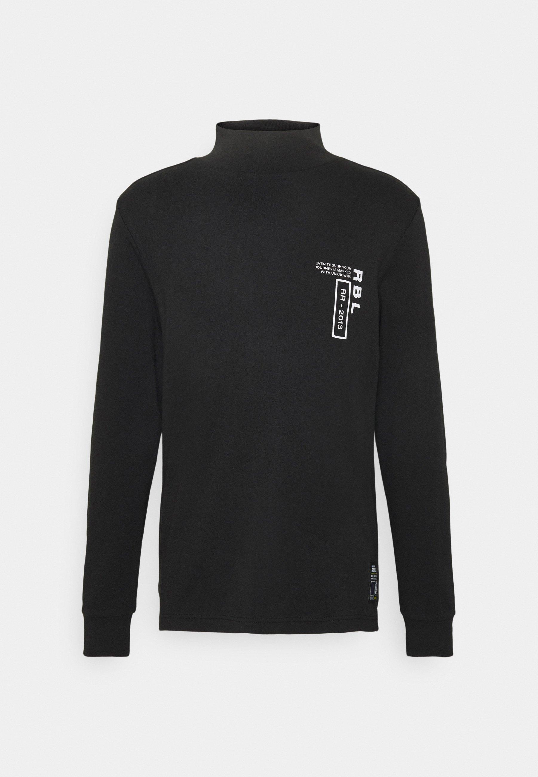 Men RRHARTLEY HIGH NECK - Long sleeved top