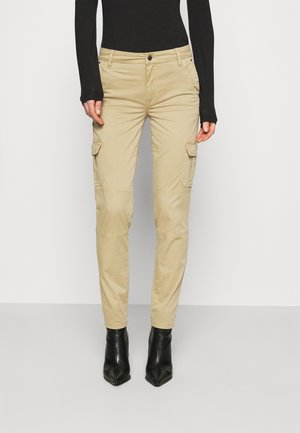SEXY CARGO PANT - Cargo trousers - toasted taupe