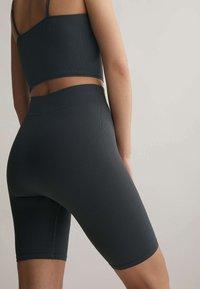OYSHO - Collants - dark grey - 2