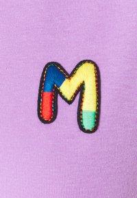 M Missoni - Print T-shirt - purple - 2