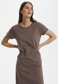 Kaffe - KACELINA - Maxi dress - shopping bag - 2