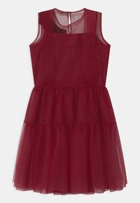 N°21 - ABITO - Cocktail dress / Party dress - dark red - 1
