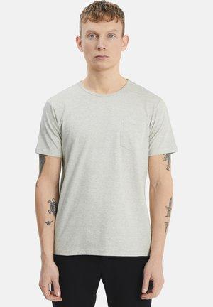 MAJERSTAN SIMPLE - T-shirt print - off white
