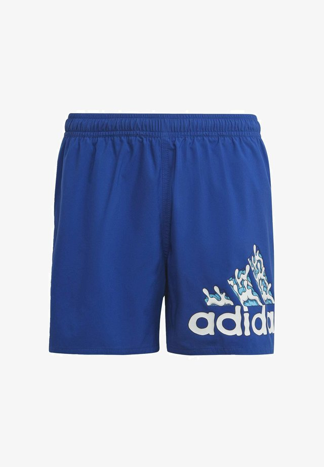 AARON  - Swimming shorts - blue