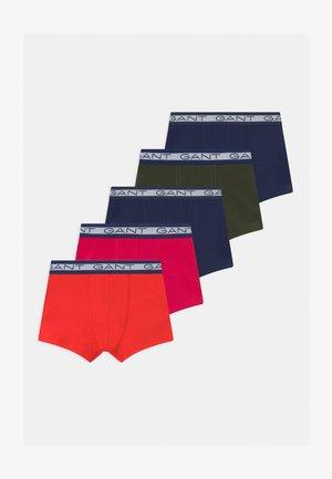 BOYS 5 PACK - Panties - atomic orange